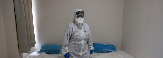 Coronavirus: peut-on parler de pandémie?