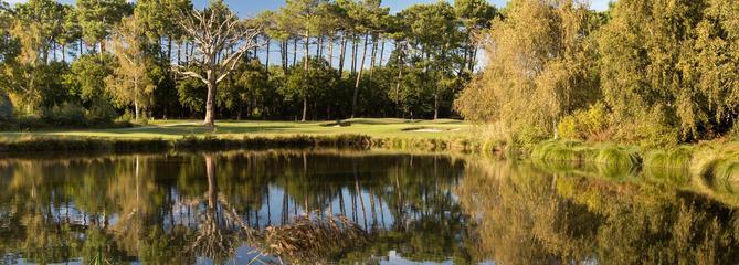 Golf : balade club en main dans le Bassin d'Arcachon