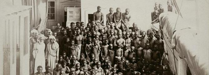 Les routes de l'esclavage, une tragédie universelle sur Arte