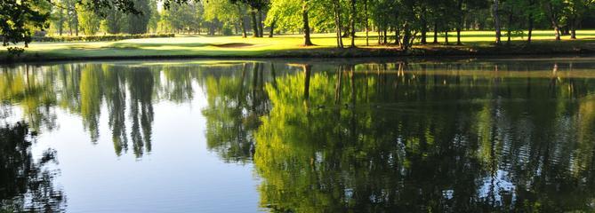 Golf : la Sologne, un décor romanesque pour taper la balle