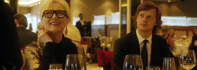 La grande traversée : Meryl Streep en croisière littéraire sur Canal +