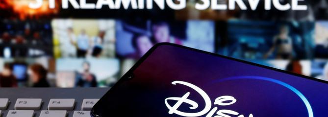 Petite panne de croissance pour Disney+