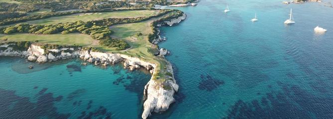 Golf: Murtoli contre Sperone, le match entre les deux plus beaux parcours de Corse
