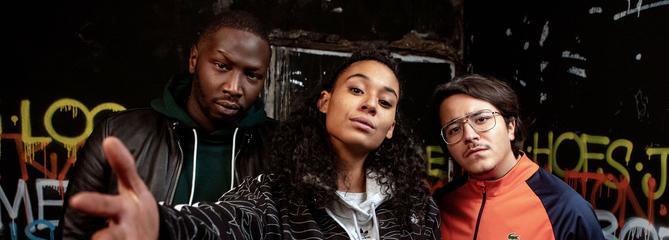Validé: Franck Gastambide explore la part féminine du rap