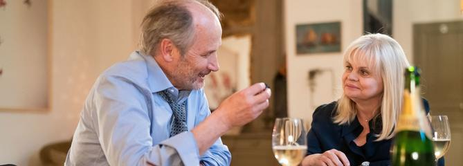 Munch : Isabelle Nanty accueille Hippolyte Girardot dans la saison 4