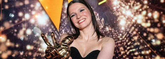 Anne Sila vainqueur de «The Voice All Stars»: «Représenter la France à l'Eurovision? Pourquoi pas!»