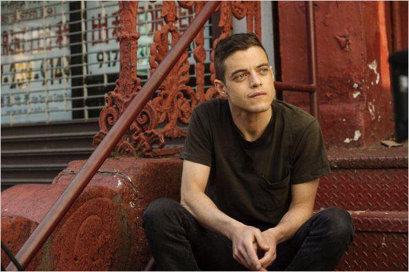 Rami Malek est nommé au Golden Globe du meilleur acteur dans une série dramatique.