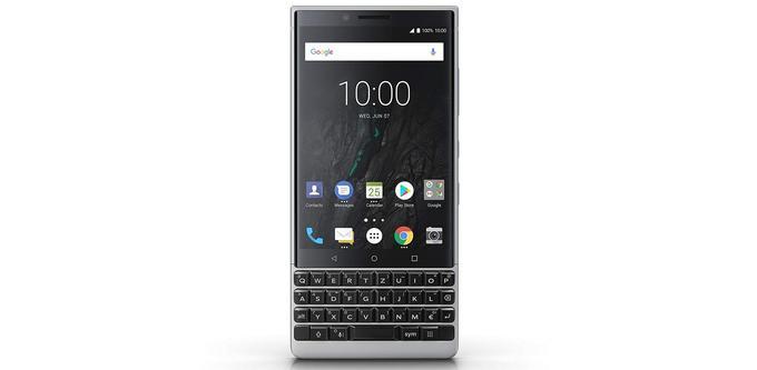 Smartphone: BlackBerry KEY2