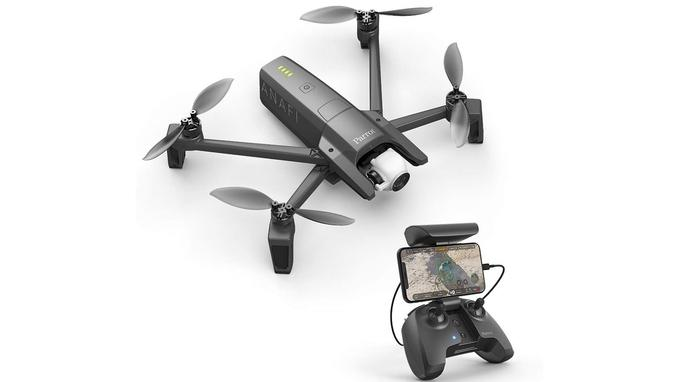 Drone: Parrot AnafiParrot Anafi