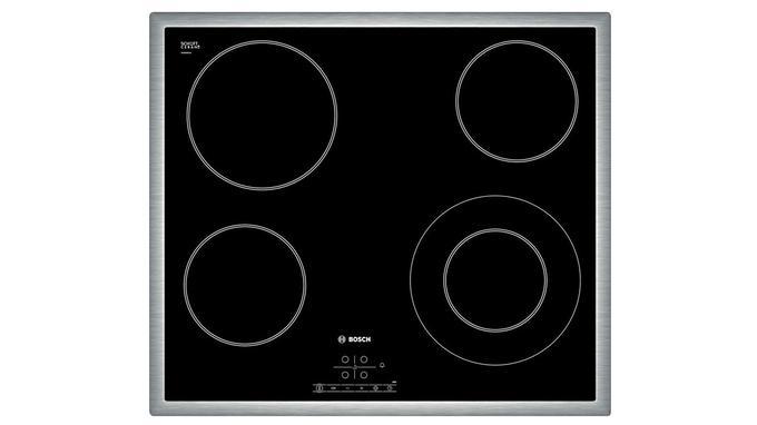 Plaque vitrocéramique: Bosch Série 4 BKF645B17E