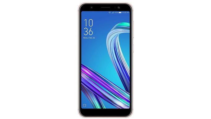 Smartphone pas cher: Asus Zenfone Max M1