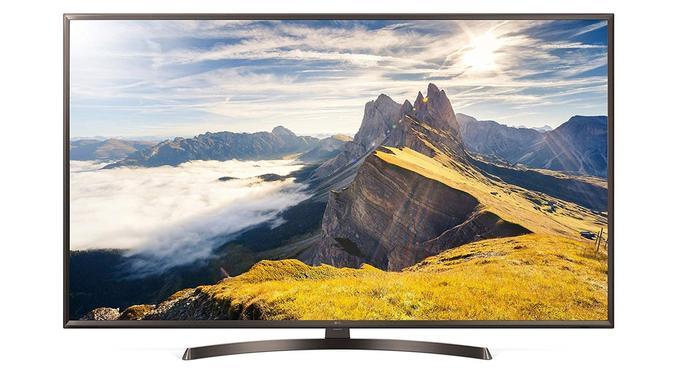 TV 4K LG 65UK6400