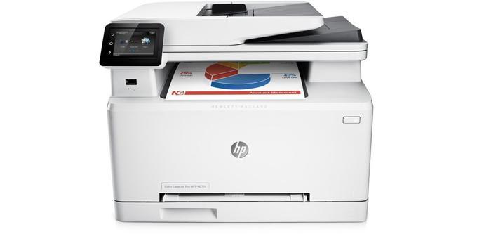 Imprimante laser: HP LaserJet Pro M277N