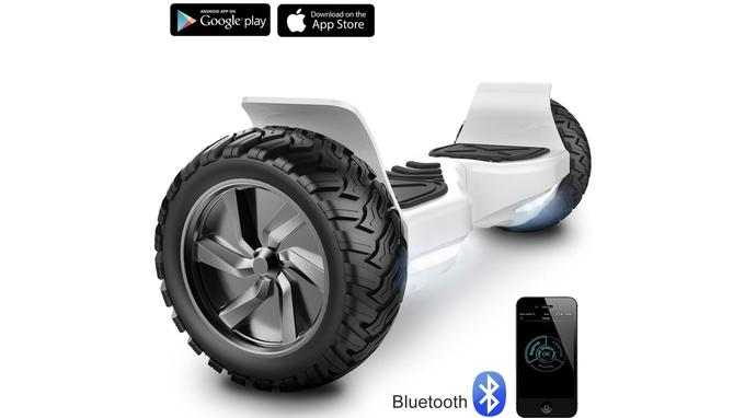 Hoverboard: Cool&Fun Challenger