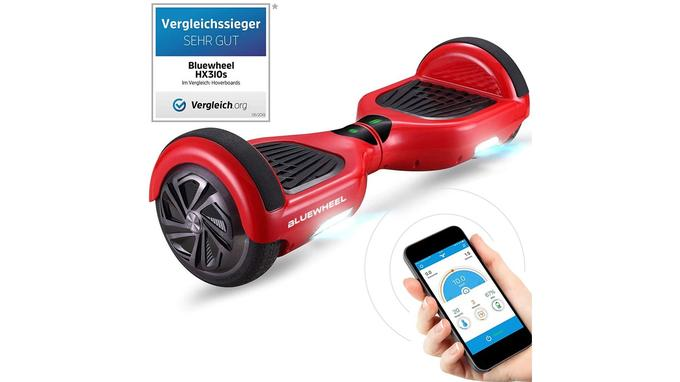 Hoverboard: Bluewheel Electromobility HX310s