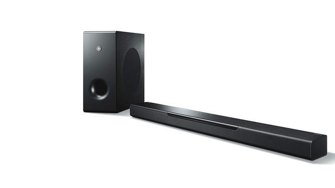 Barre de son: Yamaha MusicCast Bar 400