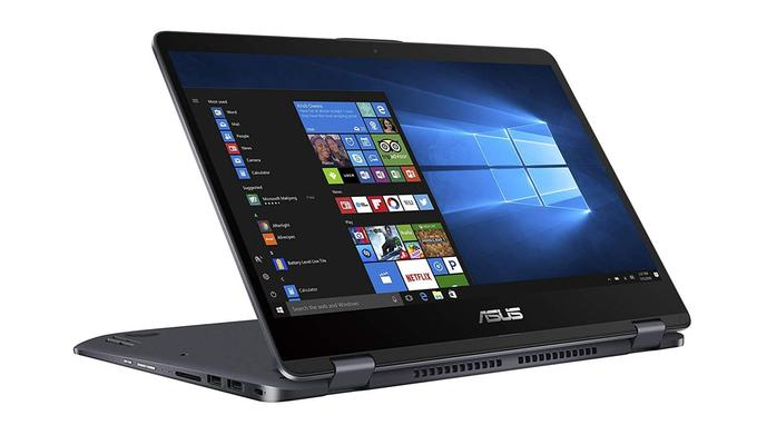 Pc hybride: Asus Vivo Book Flip