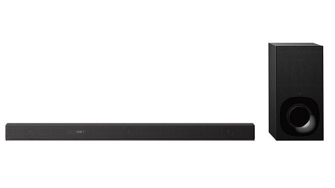 Barre de son: Sony HT-ZF9