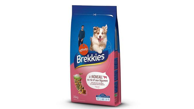 Croquettes pour chien: Brekkies Excel