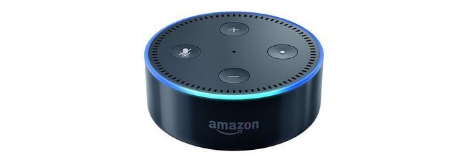 Enceinte connectée Amazon Echo Dot