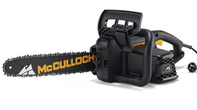 Tronçonneuse électrique: McCulloch CSE2040S
