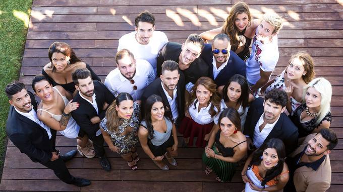 Les candidats de la saison 2 de 10 couples parfaits avec Elsa Fayer
