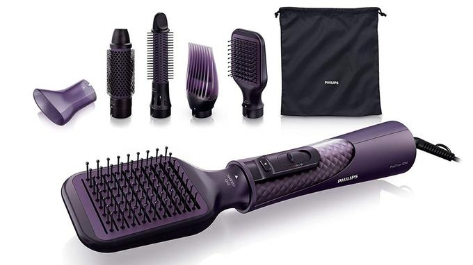 Brosse soufflante rotative: Philips HP865600 Procare