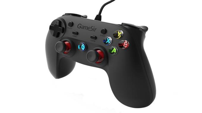 Manette PS3: GameSir G3w