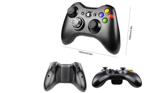 Mannette Xbox 360: Diswoe