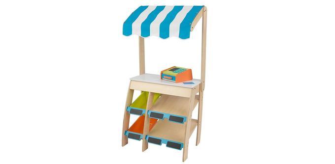 KidKraft 53017 Marchande enfant en bois