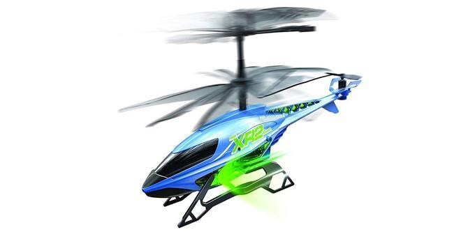 Silverlit - 84755 - Hélicoptère d'intérieur