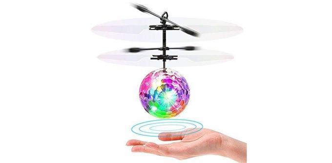 Flying Ball Enfant LISOPO Hélicoptère Ballon
