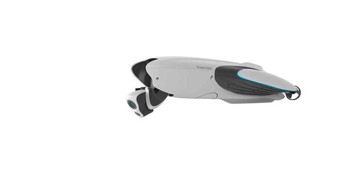Drone sous-marin: PowerVision PowerDolphin