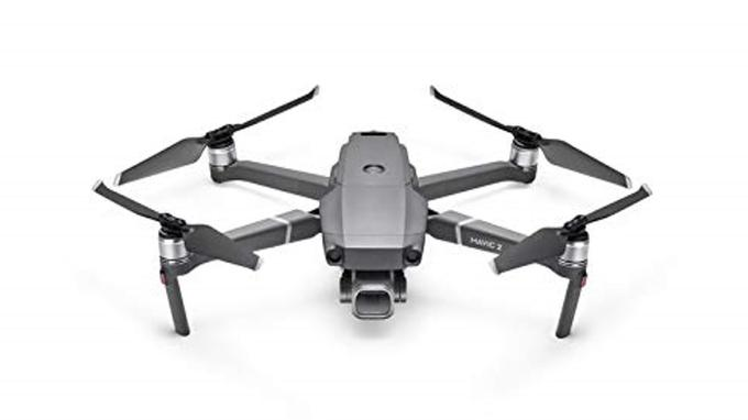 Drone caméra: DJI Mavic 2 Pro