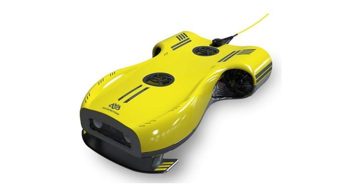 Drone sous marin: Aquarobotman Nemo