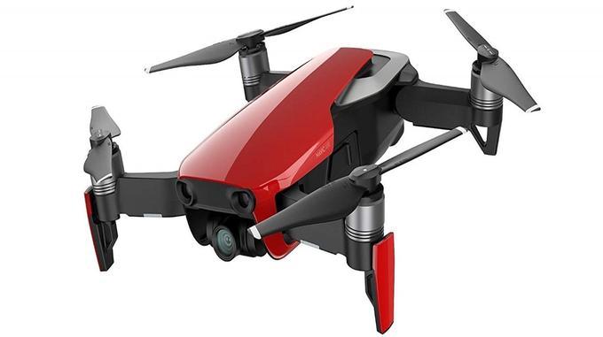 Drone caméra: DJI Mavic Air Drone Quadricoptère