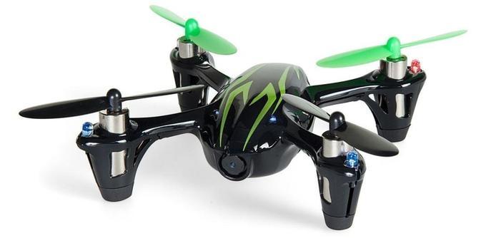 Drone caméra: Hubsan X4 H107C