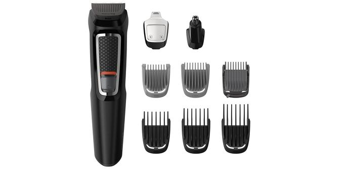 Tondeuse à barbe et cheveux Philips MG3740/15 Multigroom Séries 3000
