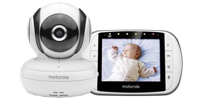 Babyphone Motorola MBP 36S