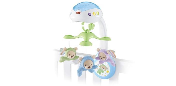 Mobile pour bébé Fisher Price Doux Rêves