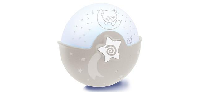 Veilleuse pour bébé Bkids France Projecto lampe