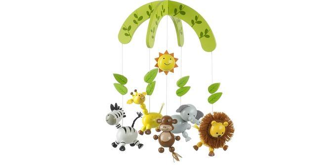 Mobile pour bébé Orange Tree Toys mobile animaux