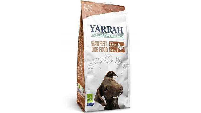 Croquettes pour chat adulte: Yarrah Bio