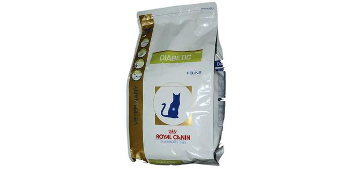 Croquettes pour chat adulte Royal Canin Diabetic DS Feline