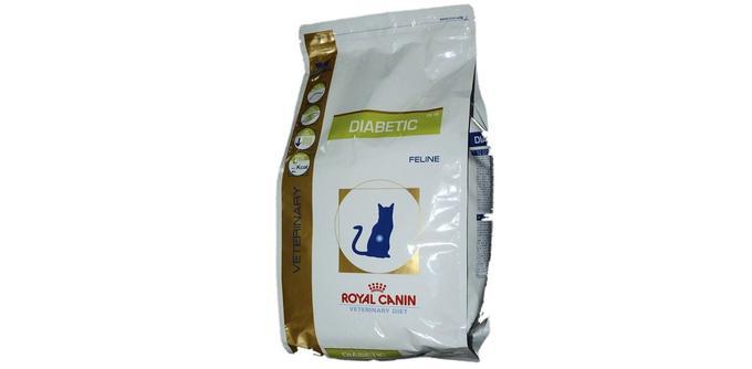 Croquettes pour chat adulte Royal Canin Diabetic DS Feline