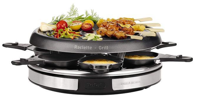 Appareil à raclette Tefal RE127812
