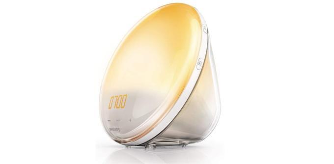 Lampe luminothérapie Philips: Philips - HF3520