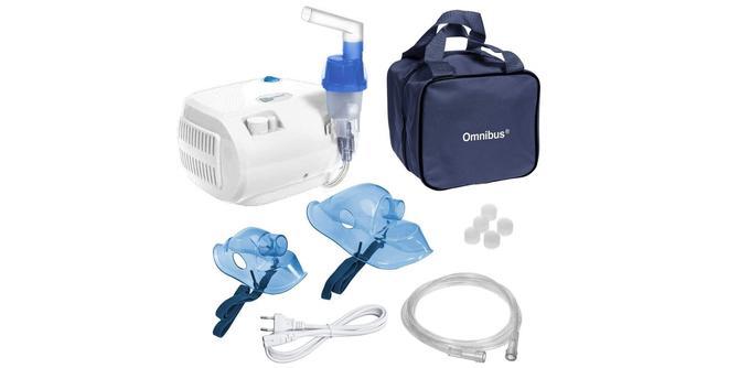 Nébulisateur d'huiles essentielles Omnibus BR-CN116 inhalateur