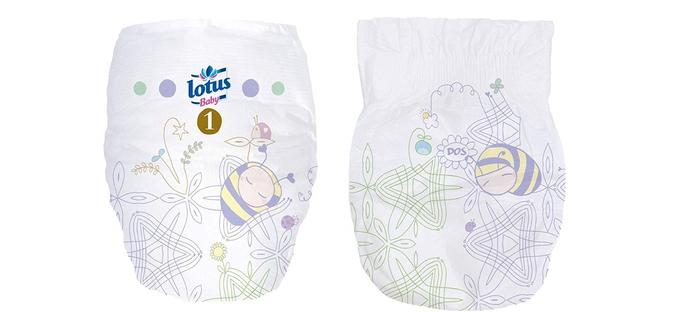 Couches bébé Lotus Baby Touch