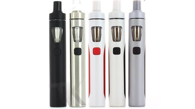 Cigarette électronique sans nicotine: Vaporcombo Authentique Joyetech eGo AIO E-Cigarette starter kit